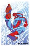 Spider-Man vector art
