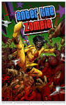 Enter The Zombie comic cover