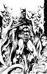 BATMAN by Brian Denham