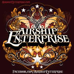 AIRSHIP ENTERPRISEICON by DaneRot
