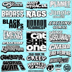 Denham-logos