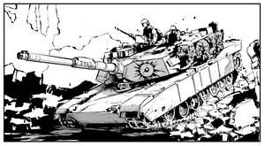 KILLBOX manga Sample 2
