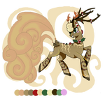 Day 12 - Gingerbread Scented Pony Adopt