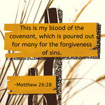 Verse of the day 4/6/20