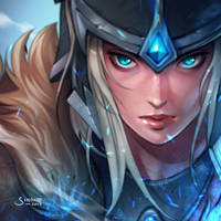 Sejuani by simoneferriero