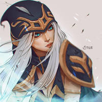 Ashe by simoneferriero