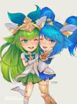 Star Guardian Poppy and Lulu