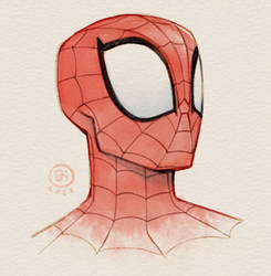 Draw Spiderman with Patrick Brown