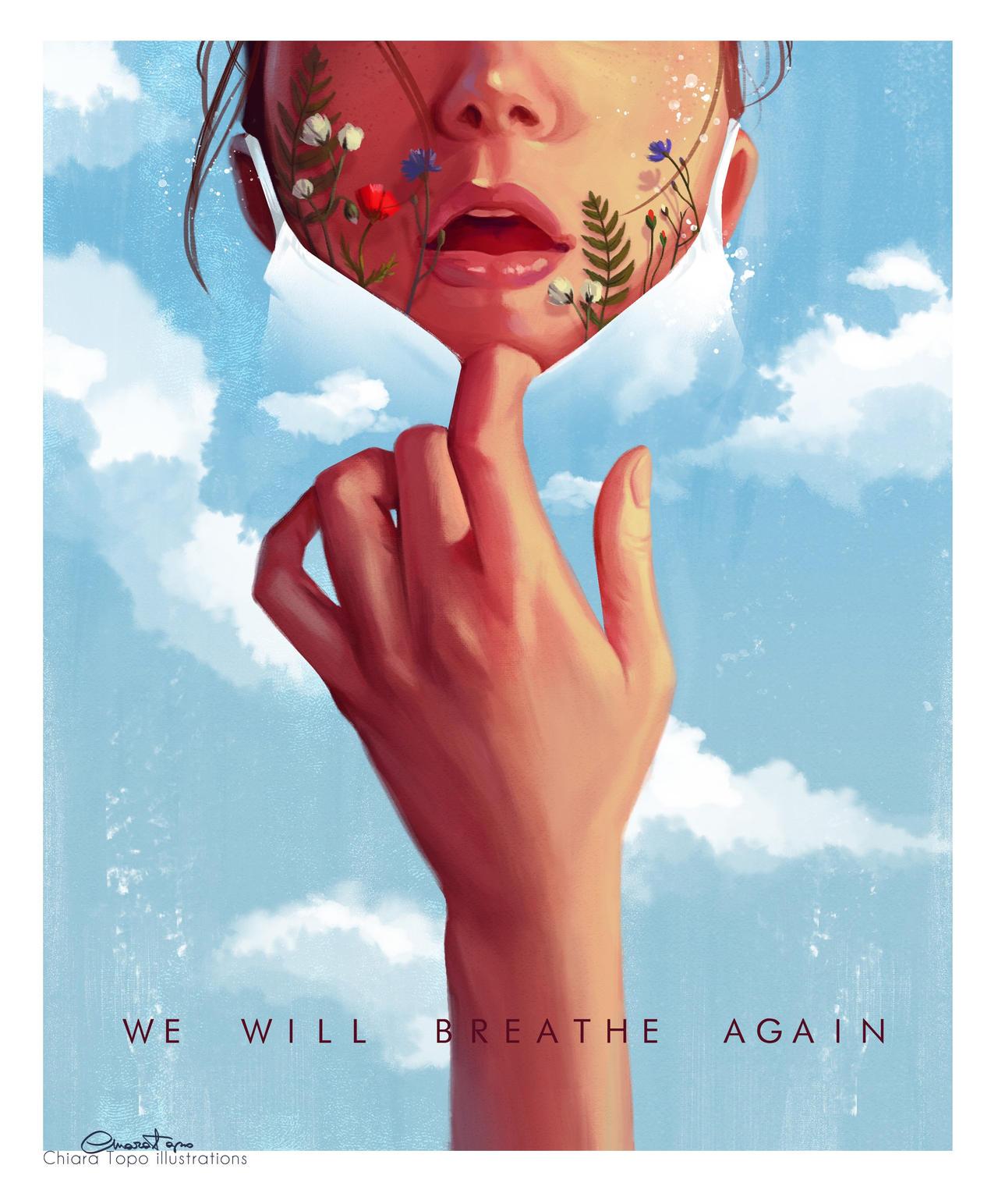 We will breathe again