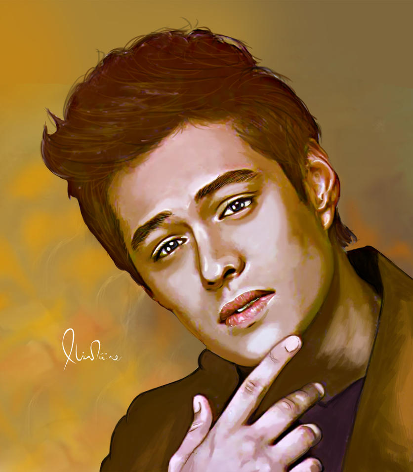 Enrique Gil by malditahsineke on DeviantArt