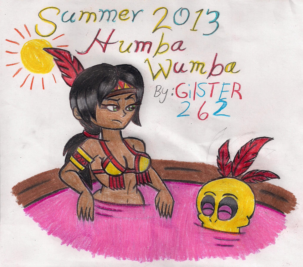 summer 2013 humba wumba by gilster262 on deviantart