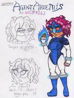 Gilsterverse: Agent Artemis