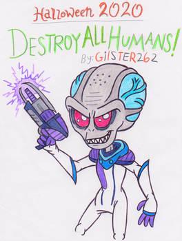 Halloween 2020: Destroy All Humans