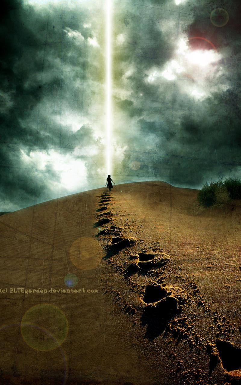 I Will Always Follow You by BLUEgarden