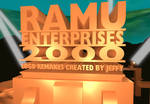Ramu Enterprises 2000 Logo Remakes