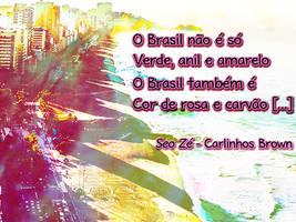 #PWoM for 'Seo Ze' by Carlinhos Brown