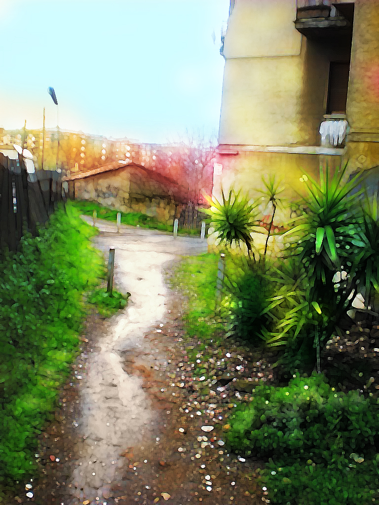 Libero: Through the dirt road - Part3 (23d Pic.)