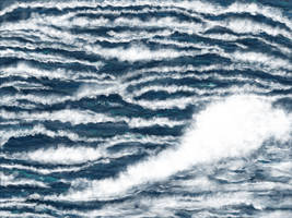 Cotton's waves in the sea