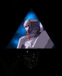 IDW Megatron by TF-Chaos