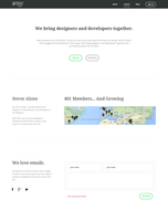 Home Page by LewisBell