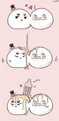 Something about the mochi by Jilru2307