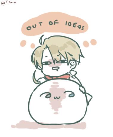 Out Of Ideas by Jilru2307