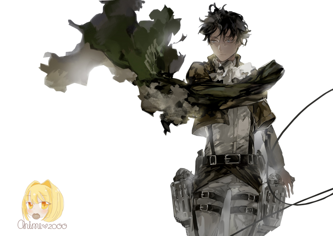 Renders anime Shingeki_no_kyojin_render_by_animelover20oo-d7yfsqu