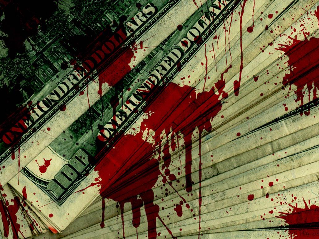 blood money by dannn