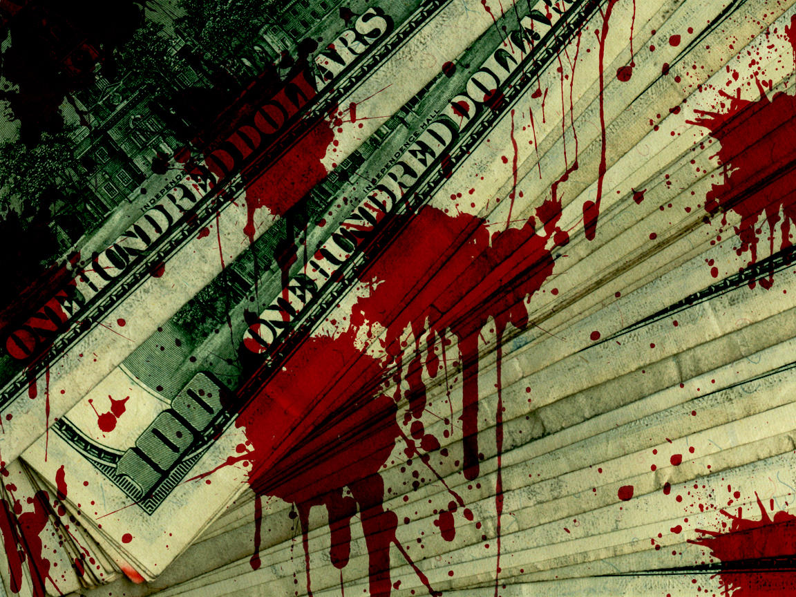 blood money by dannn