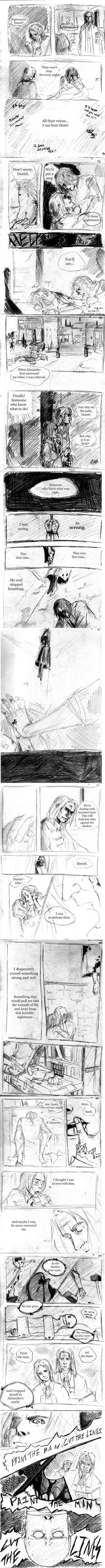 Amnesia Comic Part One by peppermintjam
