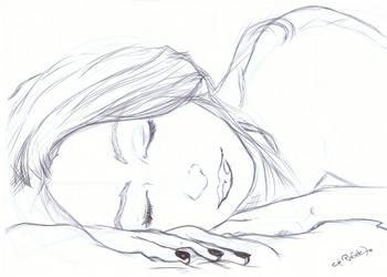 asleep by ang3ll