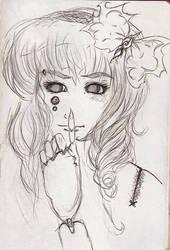 Shh by ang3ll