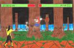 Mortal Mario Kombat
