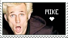 Mike Dirnt stamp by KazultheDragon