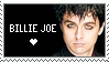 Billie Joe stamp by KazultheDragon