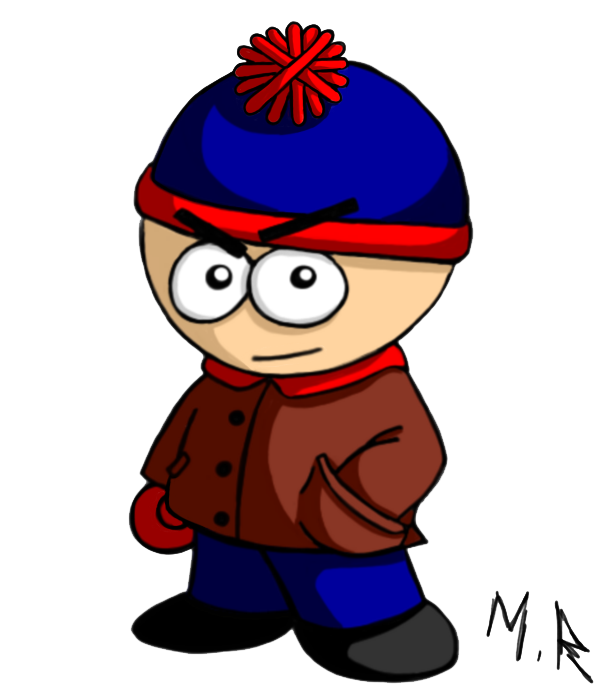 088ade7a7f4 South Park s Stan Marsh by ShadowNinja976 on DeviantArt
