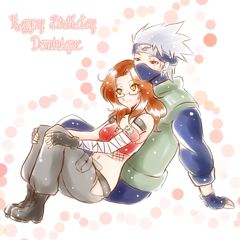 :cmm: Bday Gift for Dominique by himawari-tan