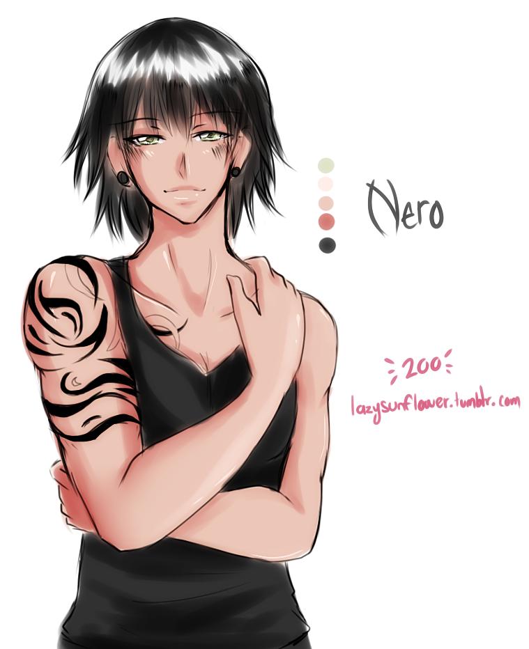 Nero by himawari-tan