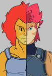 Then And Now: Lion-O