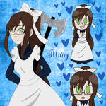 Marry Marry Quite Contrary by 0Pawprint0
