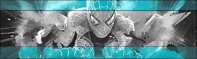 SpiderMan signature