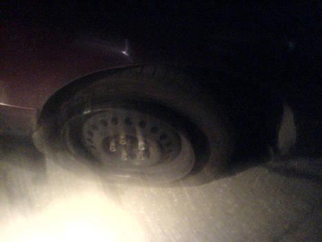my car again