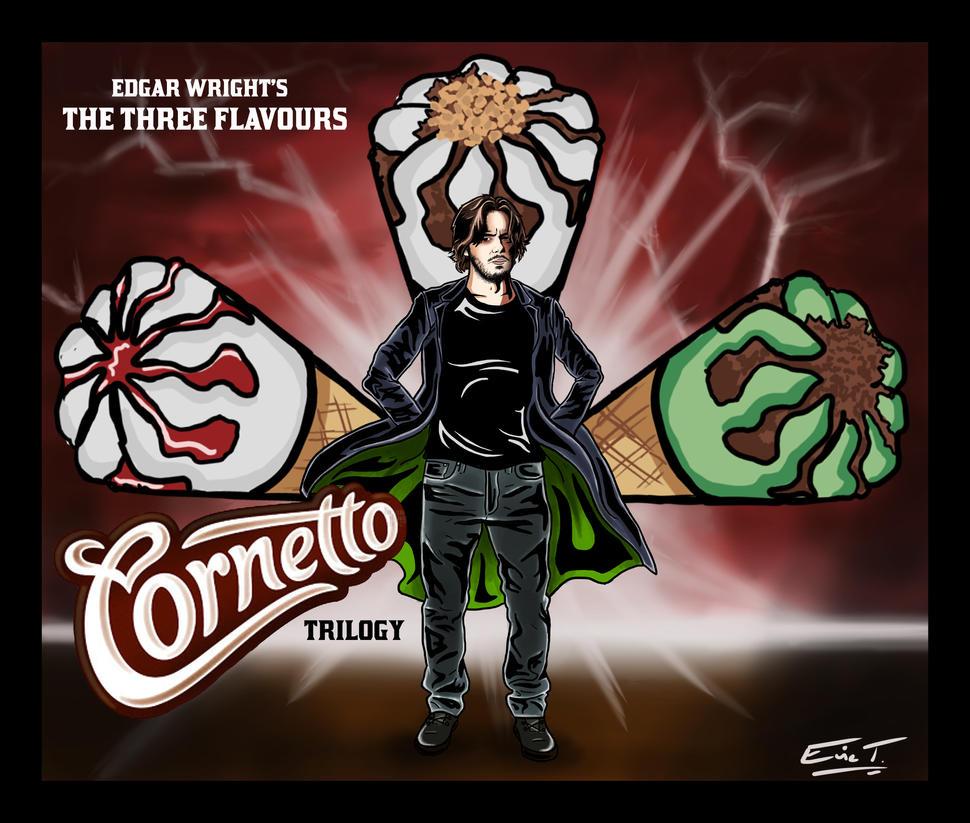 LTTP: The Cornetto Trilogy - Shaun Pilgrim vs. The World'-s End ...