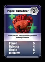 Puppet Nurse Bear - Ultra Clash 1 by CuRtiS-Hunt