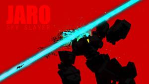 Jaro Sky Slayer Promo Art 5 by CuRtiS-Hunt