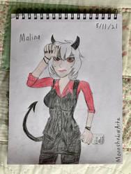 Helltaker -- Malina