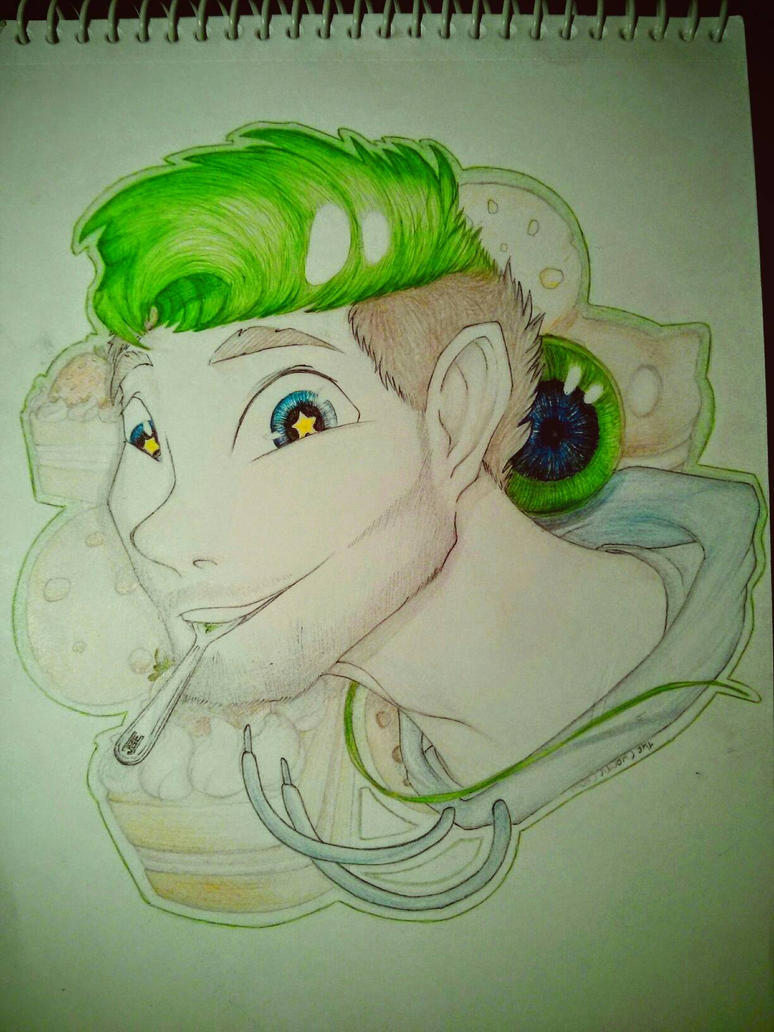 Jellysepticeye by ChaoticCrows