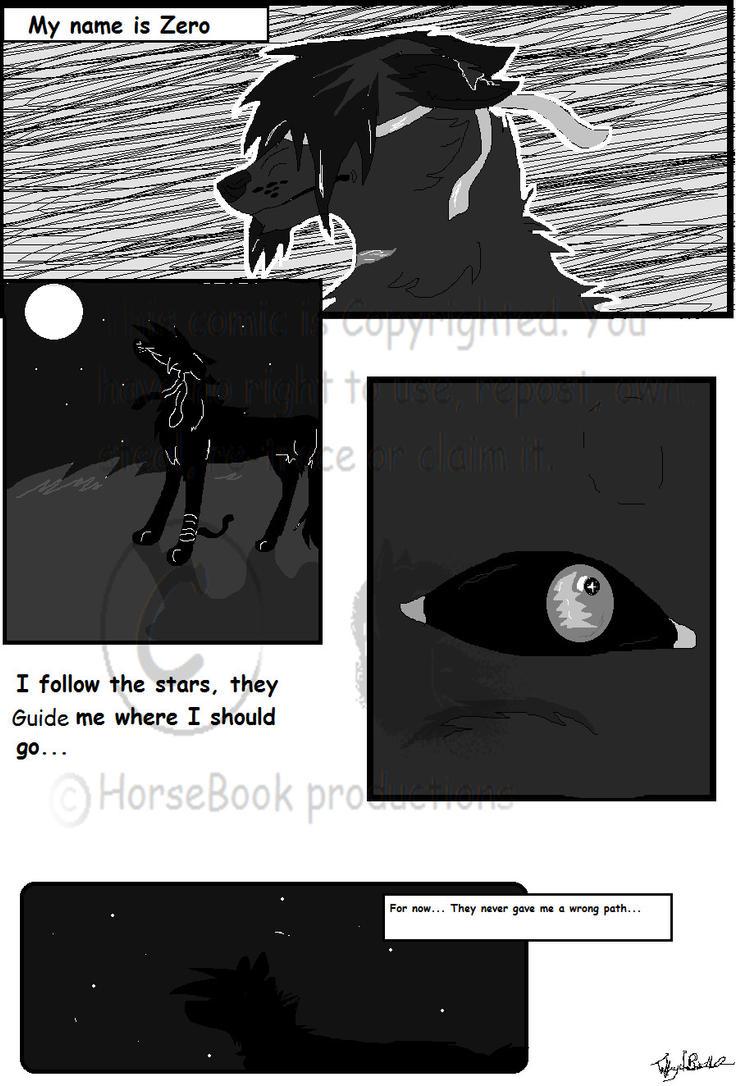 Zero_Page_1 by HorseBook