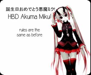 HBD Akuma [DL]