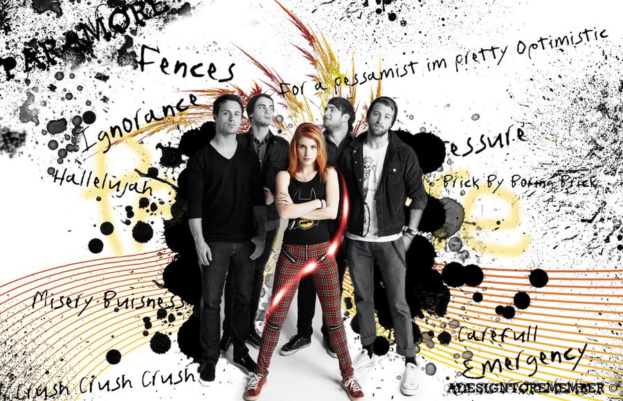 Paramore Wallpaper By ADesignToRemember